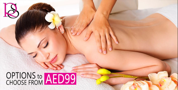 Any Beauty Package AED99