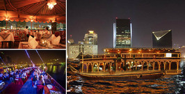 2 hr Dubai Creek Dhow Cruise